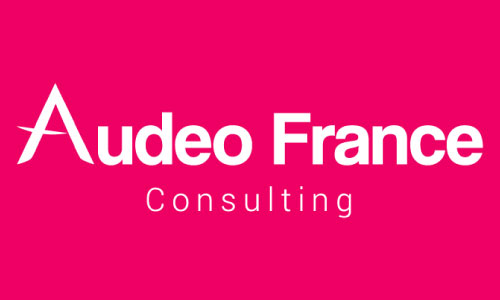 Audeo France client de l'agence woodmond